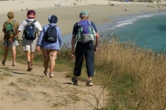 bretagne randonnées ploeren gite golfe morbihan